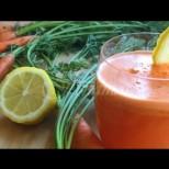 Не посягам веднага към лекарствата, които натоварват черния дроб-Моркови, мед и лимон-Стопира кашлица и започва отхрачване