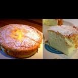 Въздушна торта с кисело мляко без брашно - нежна, ефирна и кремообразна. Всяка хапка е върховен екстаз: