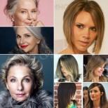 Модерни прически и стилове за зимата 2021 за зрели жени