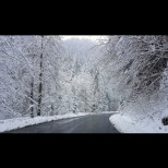 Заваля първи сняг