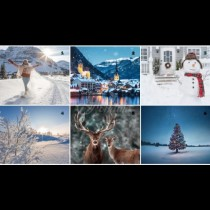 Избери зимна картинка и виж каква изненада ти готви декември!