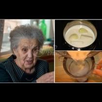 Рецептата на тази баба от 2 продукта лекува всички видове кашлица за 1 нощ: