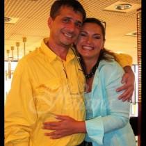 Ани Салич си прибра бившия с подвита опашка 3 години след раздялата (Снимки):
