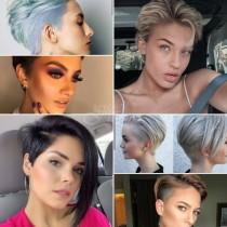 Пикси без бретон 2021-Най-красивите идеи за красиви дами