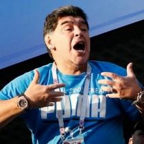 Почина Марадона
