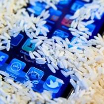 Кога трябва да сложим телефона си в ориз