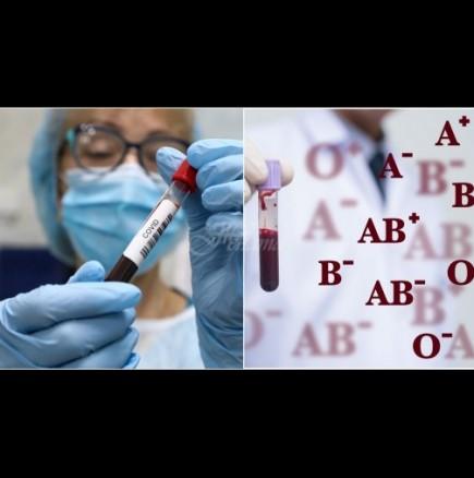 Хората с тази кръвна група са имунизирани срещу коронавируса: