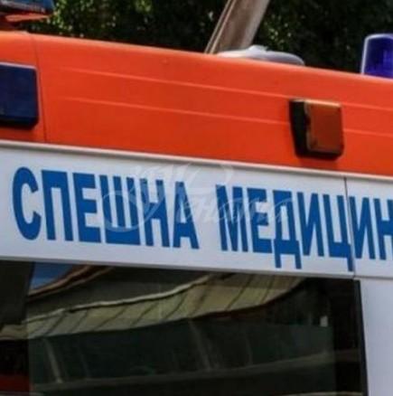Мъж скочи от осмия етаж на COVID отделение
