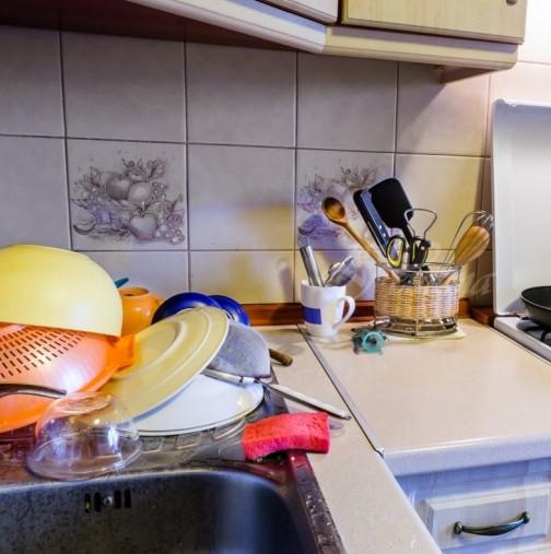 5 неща, които крещят, че жената не става за домакиня