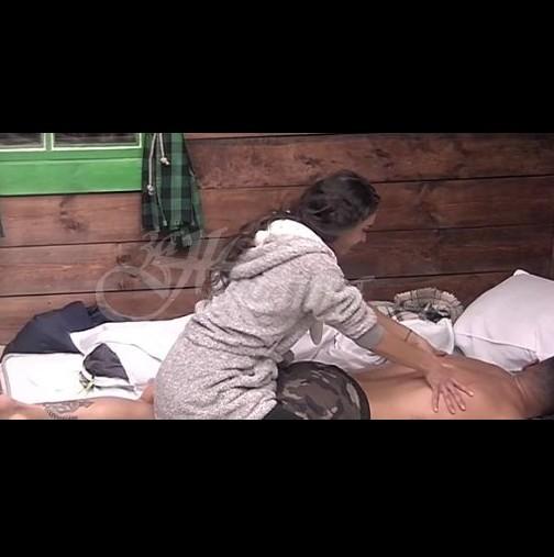 """Даяна отново възседна Петър-""""В момента това ми е най-противния човек във Фермата""""-Видео"""