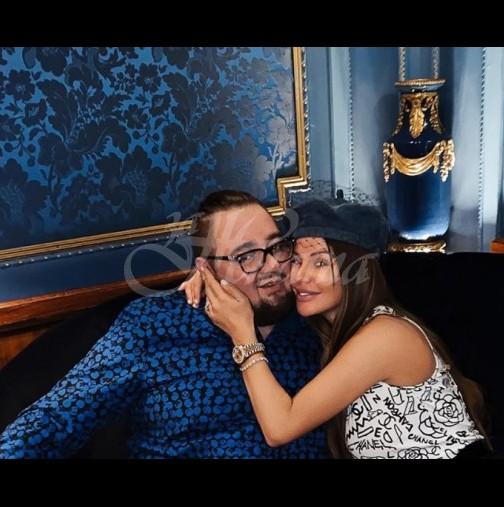 Ето как Светлана Гущерова кръсти бебчето си (Снимки):