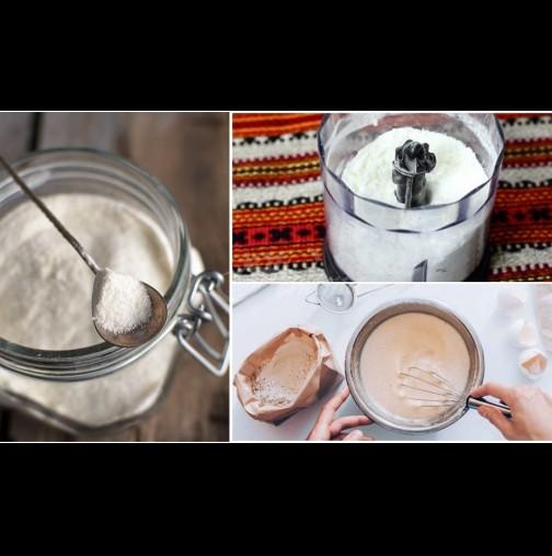 Не е само сода и лимонтузу - ето истинската рецепта за домашен бакпулвер, с който всичко бухва идеално!