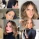 10 женски средни прически без бретон