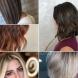 Прически със средна дължина за фина коса