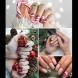 20 стилни идеи за впечатляващ Празничен дизайн на ноктите 2021 г.