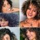 Дълготраен стайлинг за средна коса