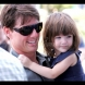 14-годишната дъщеря на Том Круз стана неземна красавица - одрала му е кожата, а той не иска да я вижда (Снимки):