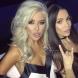 Алисия и Андреа се превърнаха в Ума Търман и Анджелина Джоли! Открийте разликите (Снимки):