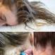 Ако си легнеш с мокра коса, ето какво ще се случи с главата ти на сутринта: