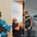 Първите ваксинирани българи с първи думи след ваксинацията