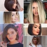 Каре без бретон 2021-Прически, които ще ви помогнат да изглеждате най-добре