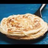 Селски палачинки с кисело мляко - само за познавачи! Пухкави, мекички и вървят с всяка плънка: