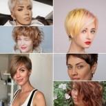 Прически с бретон за тънка коса 2021: идеи, които определено трябва да опитате!