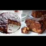 Зимен ябълков сладкиш с масло и шоколад - божествено съчетание за вкусова експлозия: