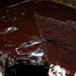 Без брашно и захар за Коледа- Шоколадова торта за 5 минути