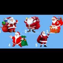 Избери Дядо Коледа и виж какво вълшебство те очаква по празниците!