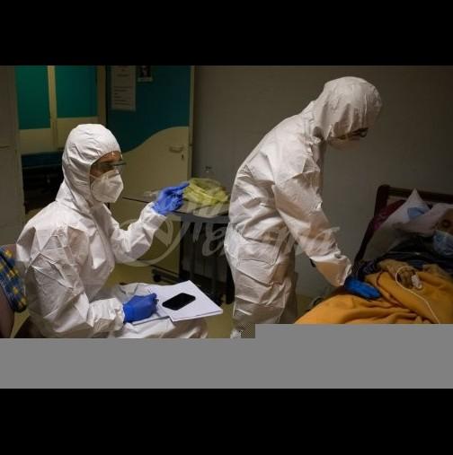 Пациентите без симптоми имат в себе си с по-голямо количество от вируса