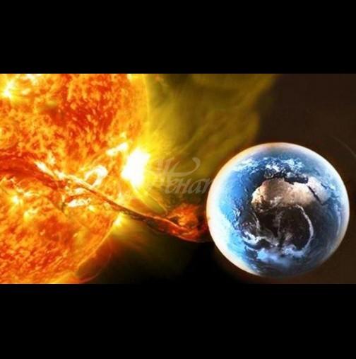 5 мощни магнити бури ни удрят през идните дни - ето как да се предпазим от пагубното влияние на Слънцето: