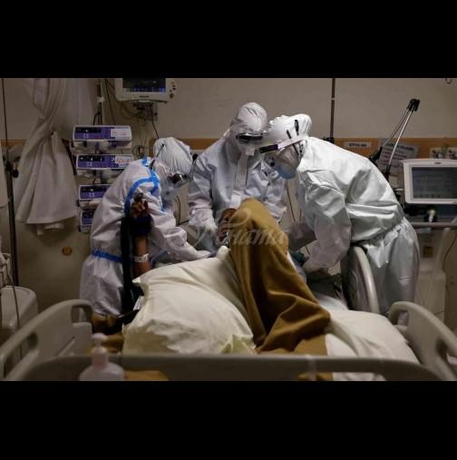 Лекар разтърси света с последните думи на умиращи от Ковид-19: Това не е истина!