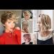 Стилни и модерни прически 2021 - 100% естественост и женственост (Снимки):