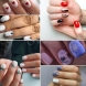 Красив и стилен маникюр за къси нокти