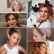 15 модерни прически и стайлинг за къса коса за дами над 30