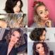 Каре за чуплива коса със стилен бретон-20 най-добри идеи за свободни и независими дами