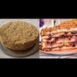 Домашна Френска селска торта - по тази рецепта става като от сладкарницата!