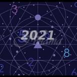 Нумерологична прогноза за 2021 г. по дата на раждане-Изчисляване на късмета за 2021