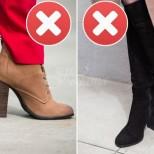 5 вида обувки, които носят само най- старомодните дами и определено трябва да изчезнат от гардероба ви (снимки)