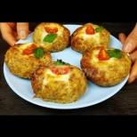 Моята специална рецепта за сочни кюфтета - без хляб, без пържене, без капка мазнина! От години ги правя само така: