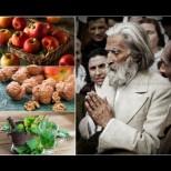 Храната може да лекува - 19 силни храни за здраве от Петър Дънов: