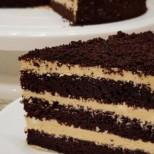 Торта Черният принц е торта, която просто се топи в устата ви-Стъпка по стъпка рецепта