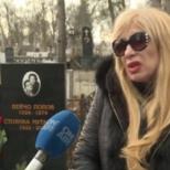 Дъщерята на Стоянка Мутафова с разтърсващи думи за осквернения гроб