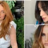 Идеални прически за вашата форма на лицето: 10 стилни примера