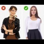 10 трика, с които ще изглеждате винаги скъпо и стилно облечена дори и да сте пазарували в магазин за втора употреба дрехи(снимки)