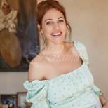 Мерием Узерли стана майка за втори път - честито! Ето сладкото ѝ малко бебче на Хюрем Султан (Снимки):