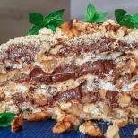 Целувчена торта без брашно - ангелска вкусотия, която те хвърля в екстаз! Ето колко е лесна: