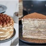 Грандиозно палачинково Тирамису - десерт на Боговете! Опиташ ли, повече няма да му сложиш бишкоти!