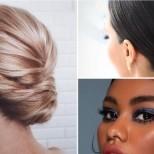 15 модерни и женствени офис прически за дълга коса 2021